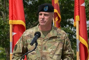 Thoughts on Leading Through the Coronavirus Crisis Major General Malcolm Frost, U.S. Army Retired